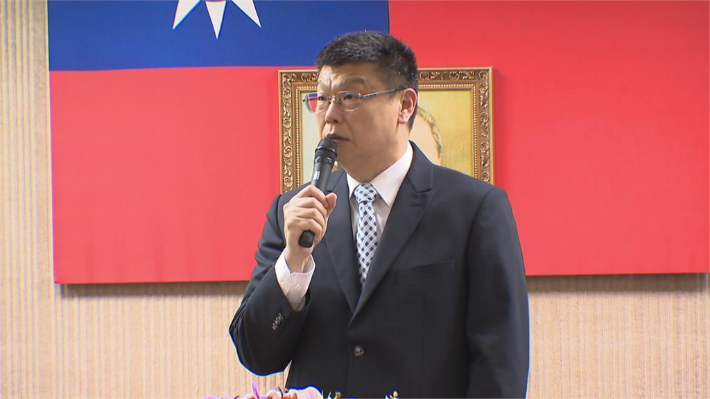 台鐵局長交接 王國材:企業化有成.員工福利才會增加