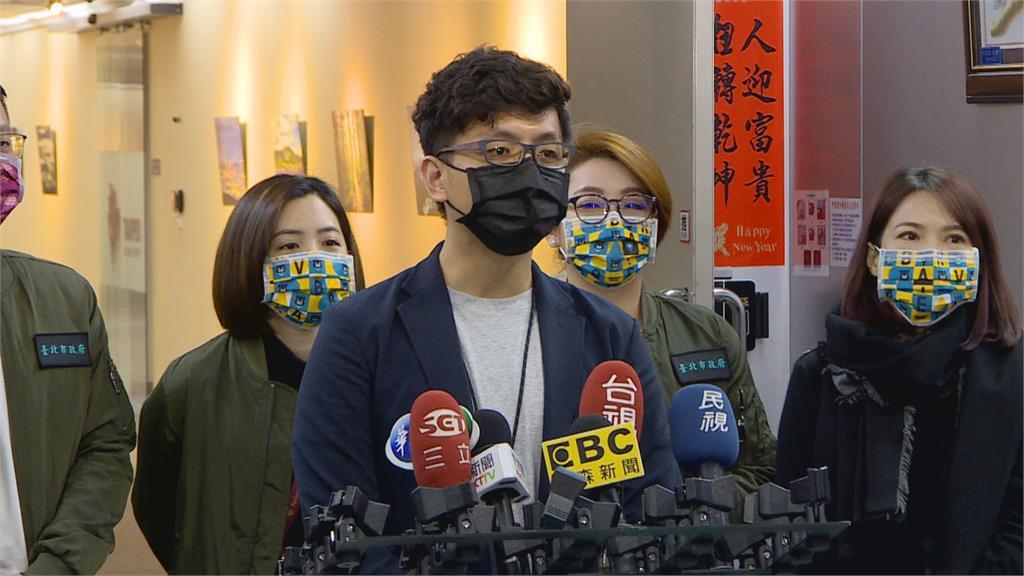 北市府新副發言人魏佑任 竟被外界封為「瘋狗」