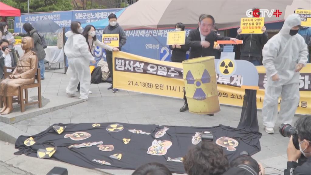 日本排放核廢水至大海!南韓擬上告國際法庭日請求協助 IAEA盼盡快派遣國際調查團