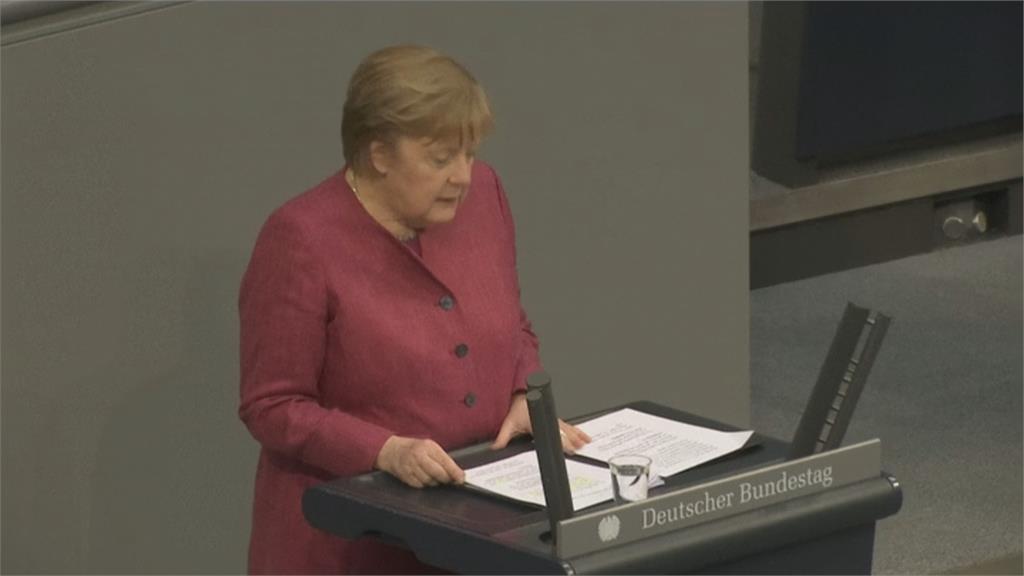 德國確診創新高 國會右派擋梅克爾緊急法
