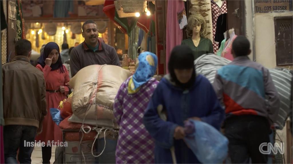 全球/一窺摩洛哥「千年活古城」 費茲街道風情萬種