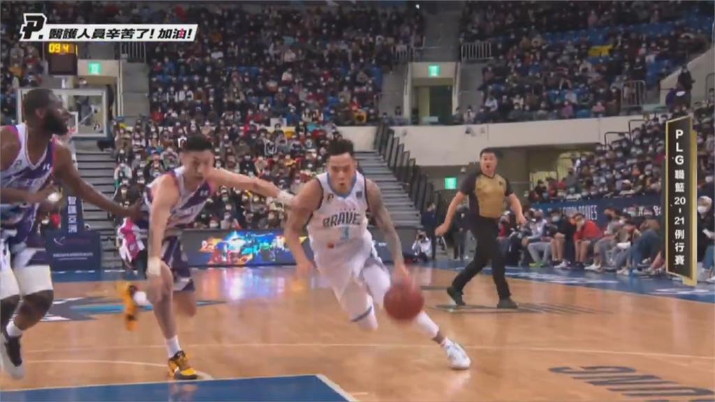 台灣新職籃五大好球 野獸林志傑包辦兩項