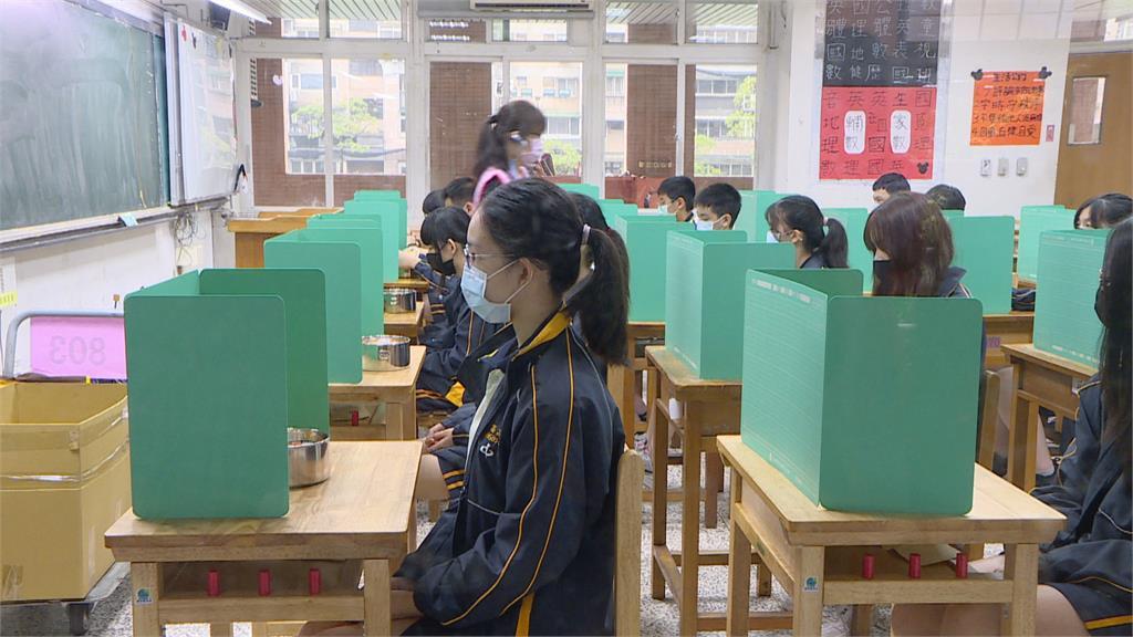 國中會考入場實名制.消毒 考試全程配戴口罩