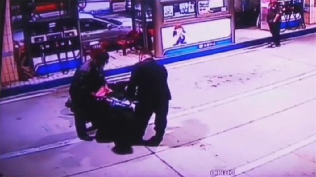專犯民生用品竊盜 慣犯遭警大外割壓制逮捕