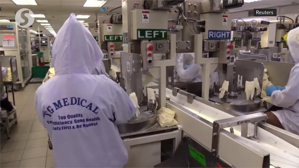 全球/手套廠爆7千人群聚感染 大馬疫情拉警報!