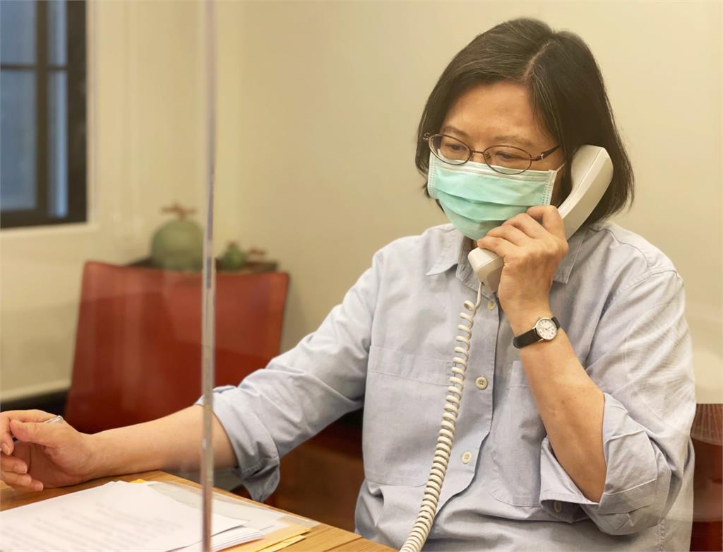 快新聞/要蔡總統約綠營 侯友宜證實:我最討厭政治口水、對防疫沒幫助
