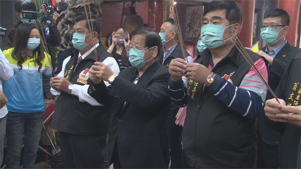 白沙媽遶境4/11起駕 企業慨捐50萬口罩抗疫