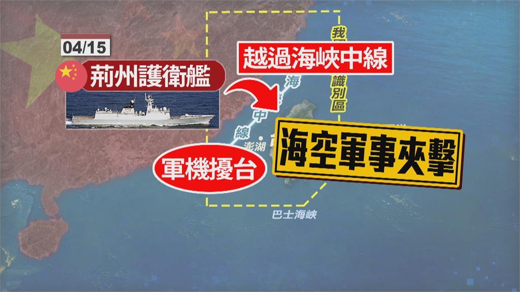 關注台海情勢! 岸信夫訪與那國島遠眺台灣