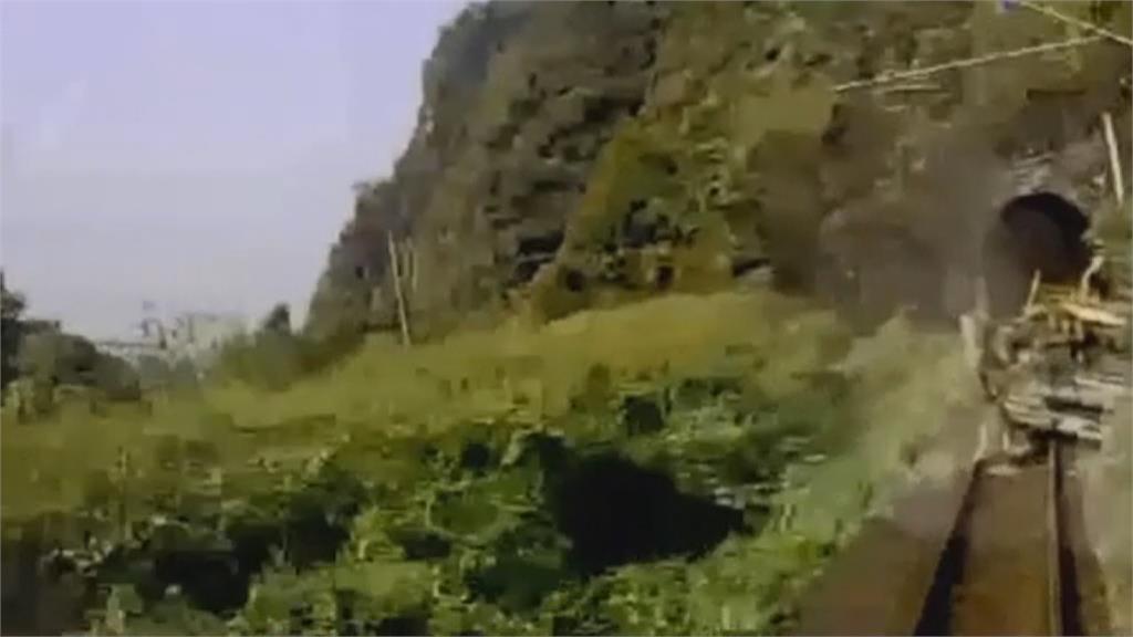 傳列車出軌畫面經「裁切」 花檢挨批動作慢半拍