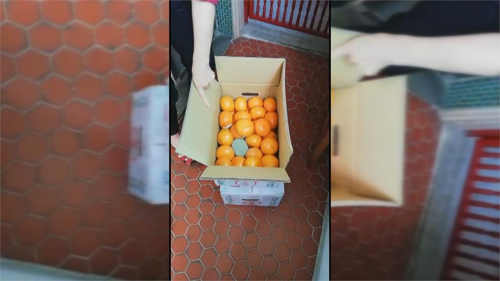 客訂水果宅配放到爛! 果農怒客訴物流公司