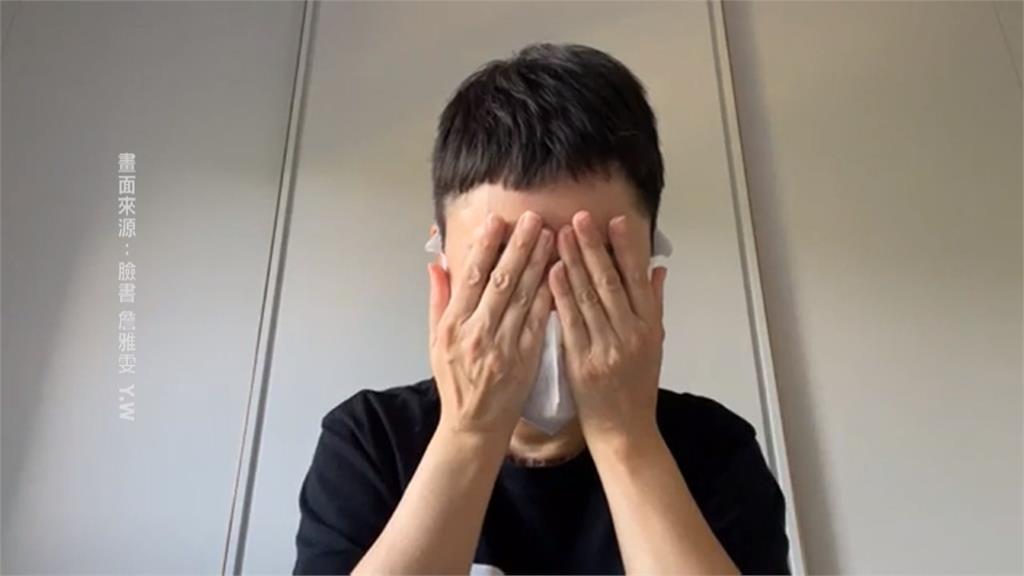 罹帕金森氏症瘦10公斤 詹雅雯哽咽:不會痊癒