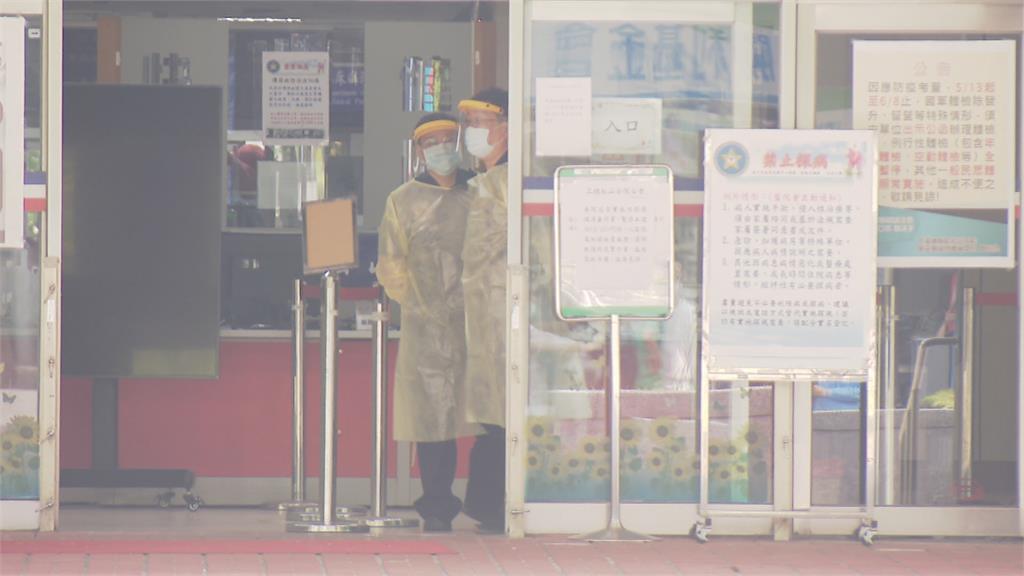 三總松山分院女護理師確診非院內感染 與南部進香團有關