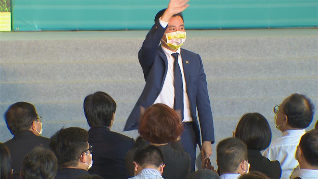 陳其邁接燈!2022台灣燈會重返高雄