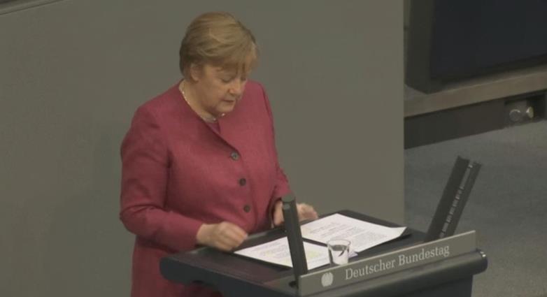 陳時中喊疫苗利大於弊!德國總理梅克爾無畏「血栓」施打AZ
