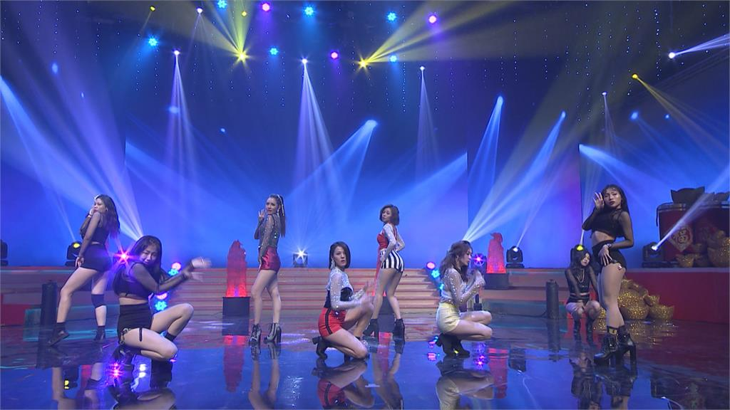 「民視第一發發發 」過年特別節目嗨翻新年!女藝人同台尬舞大秀舞技