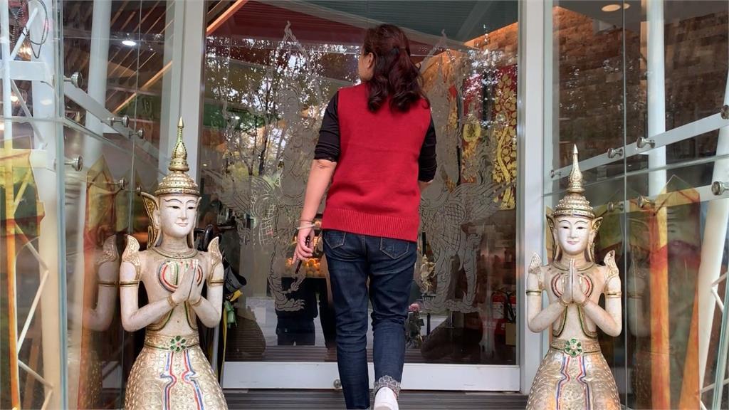遊客打卡才曝光!古坑祕境 「泰國村」爆紅吸人潮