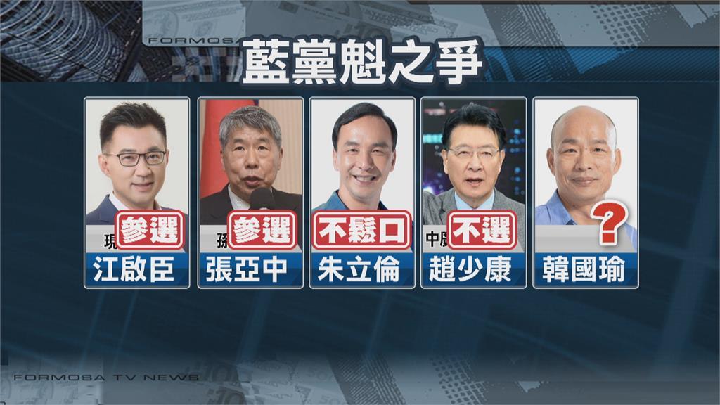 傳韓國瑜將宣布不選黨主席 王淺秋:韓還在評估中