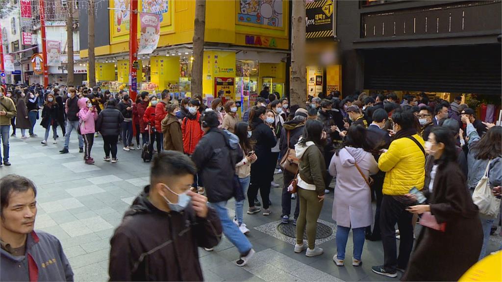 日本知名賣場進駐台灣 開幕首日湧上千客