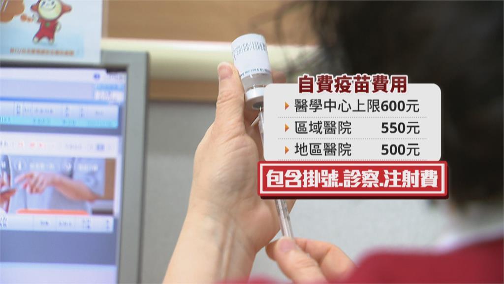31醫院開放預約自費接種 醫師:醫院不夠