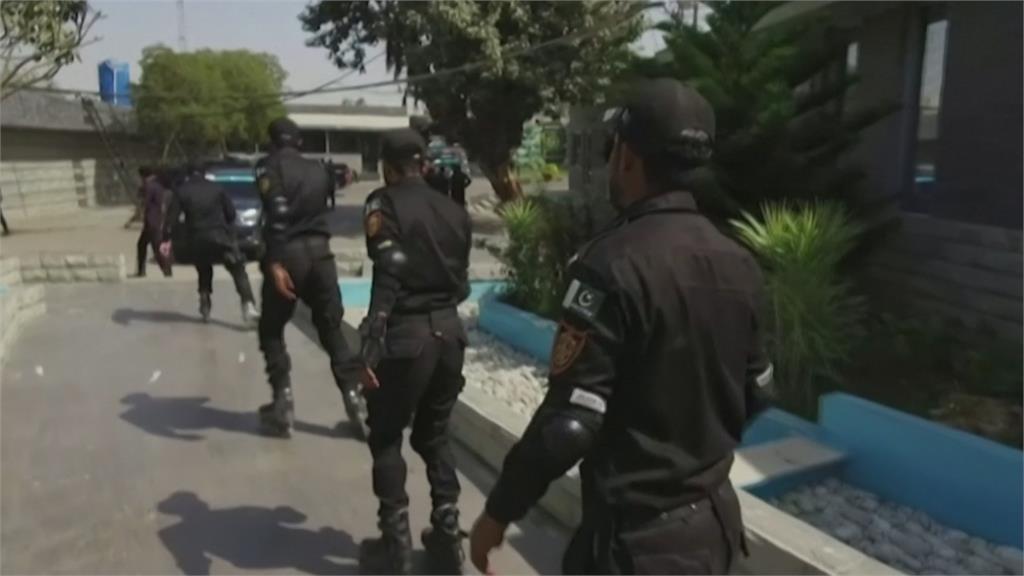 打擊犯罪「滑起來」!  巴基斯坦成立直排輪警隊