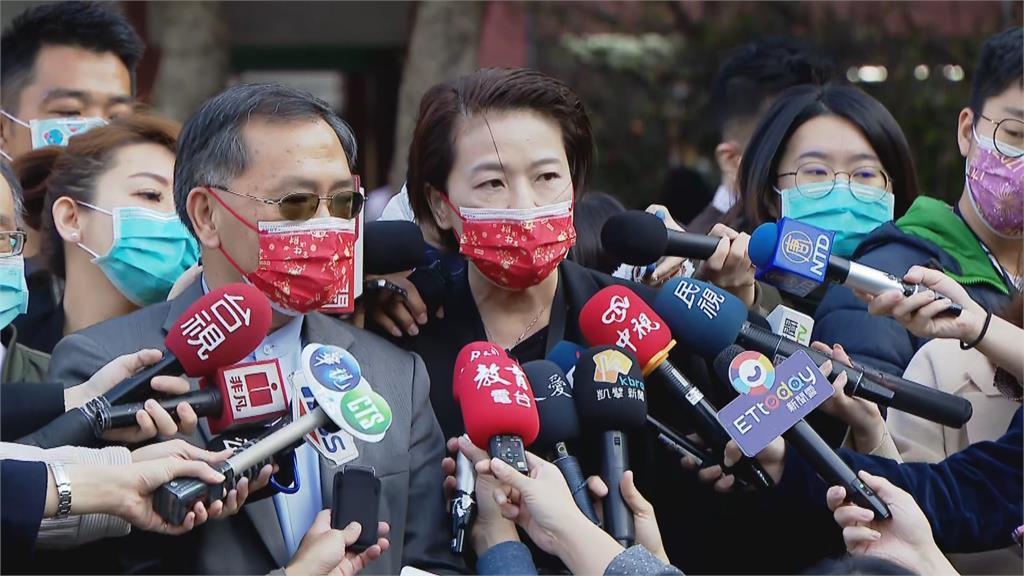 快新聞/大跳洗手舞投入北市長選舉? 黃姍姍:來看防疫希望小朋友在台北都平安健康