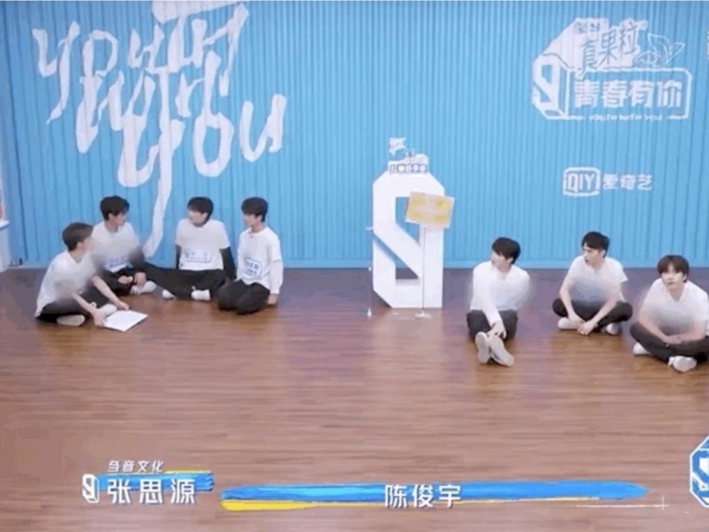 贊助商是愛迪達!中國選秀節目鬧笑話 網嘲:可憐的剪接師