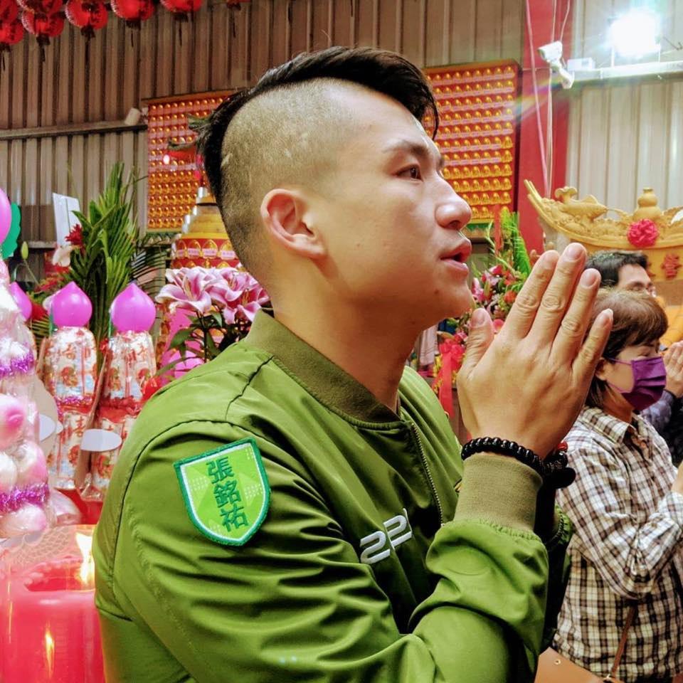賴岳謙上央視嗆台灣軍隊紙老虎!張銘佑怒開炮:通敵、叛國