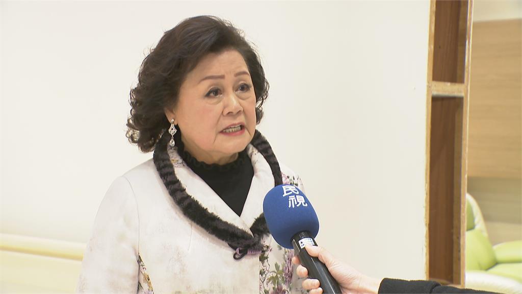 民視過年特別節目 董事長王明玉現身力挺