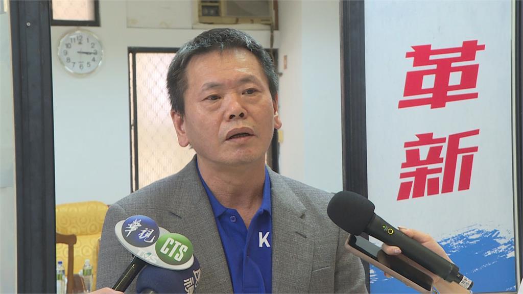 挑戰新竹市長大位? 林為洲鬆口:不排除參選
