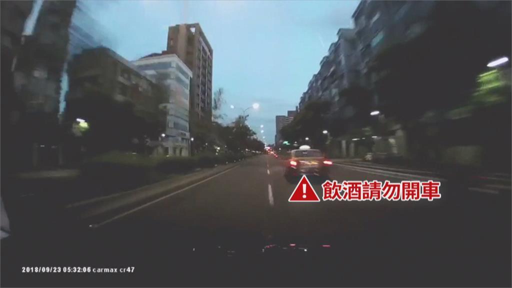 「恐攻級」酒駕 Uber司機郭俊邑判12年6月