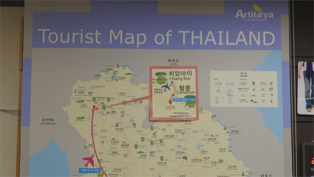 隔離期9天內任你打! 泰國高球俱樂部疫情找生路
