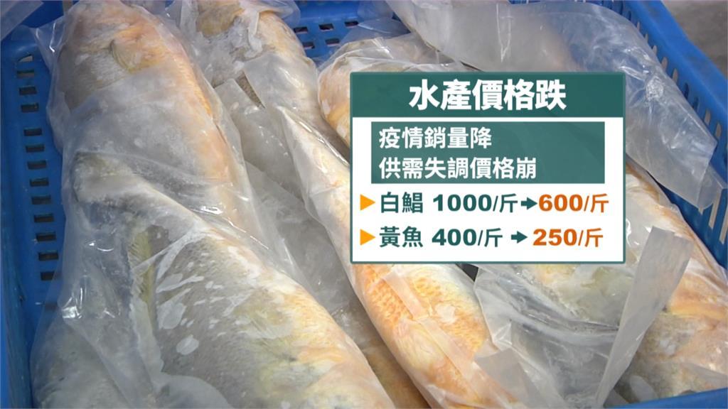 物美價廉! 基隆漁會推海產年貨禮盒