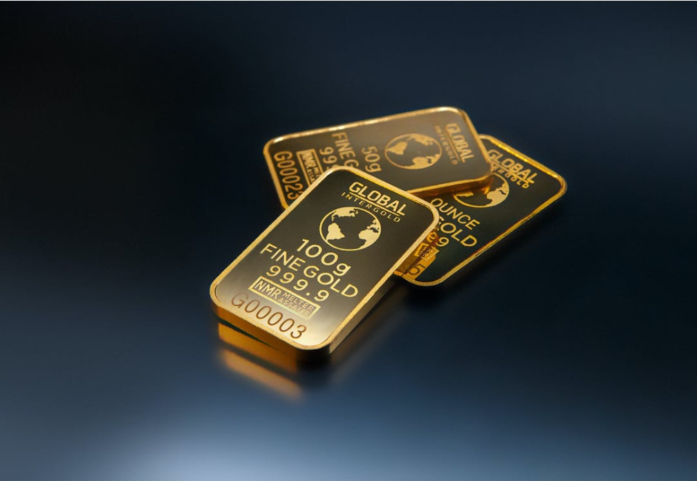 美元持續疲軟!黃金成投資人最大避風港 金價連4漲續創4個月新高