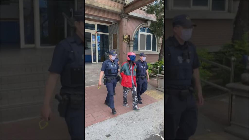 新竹多起娃娃機竊案 竟是同業男扮女裝犯案!