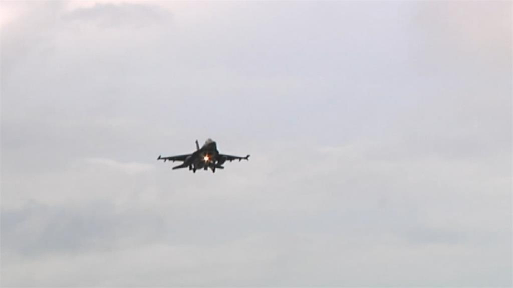 提升性能 「鳳展」計畫F-16從美基地返台