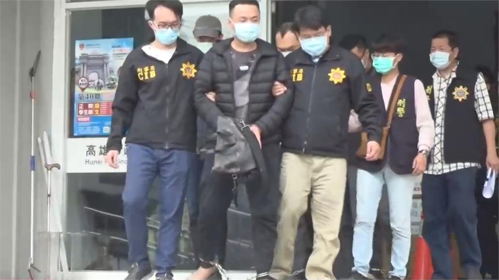 攔截查獲11塊海洛因毒磚 市值2千萬 毒販買家一網打盡 警續追共犯集團