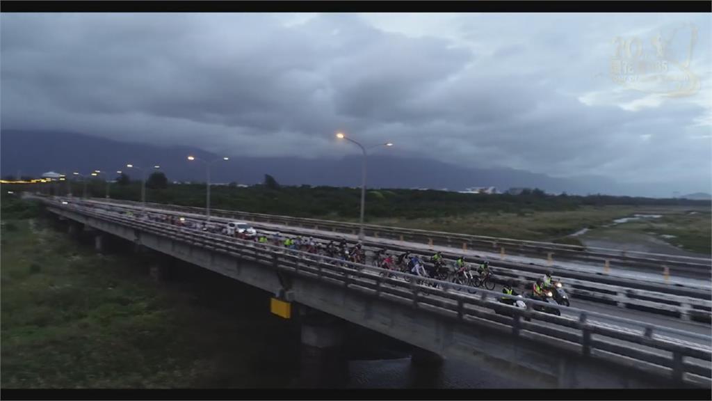 飽覽東海岸美景 環花東自行車賽週末登場