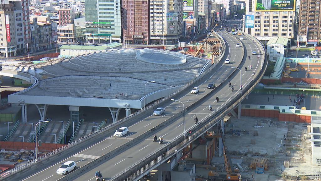 中博高架2/27將拆除 「9天黑暗期」陳其邁致歉
