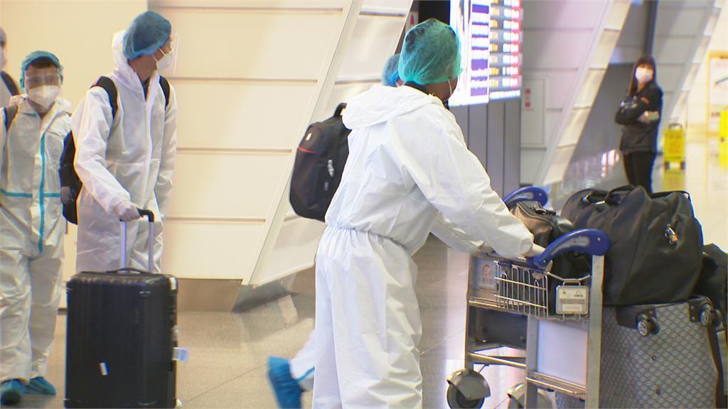 緬甸政變衝突擴大!撤僑班機82乘客抵台 28人無PCR陰性證明