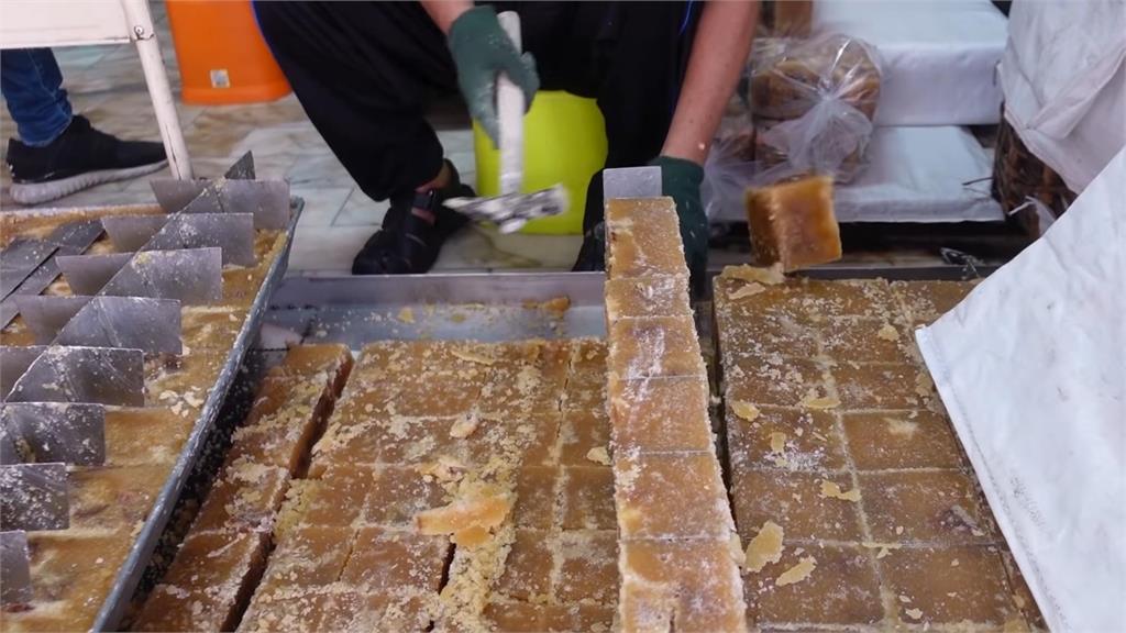 看好了世界!台灣50年老店製作冬瓜糖 過程超療癒600萬外國人一看就愛上
