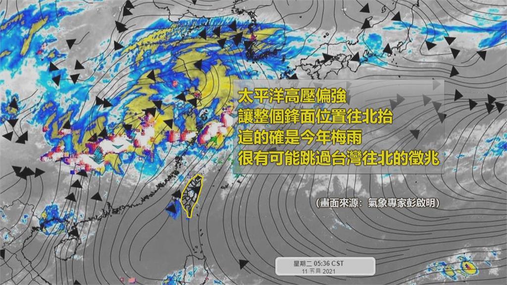 氣炎熱天氣將持續超過一週 梅雨、颱風暫無望