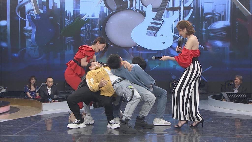 《台灣那麼旺》眾歌手視訊錄《防疫特輯》!齊心與觀眾對抗疫情