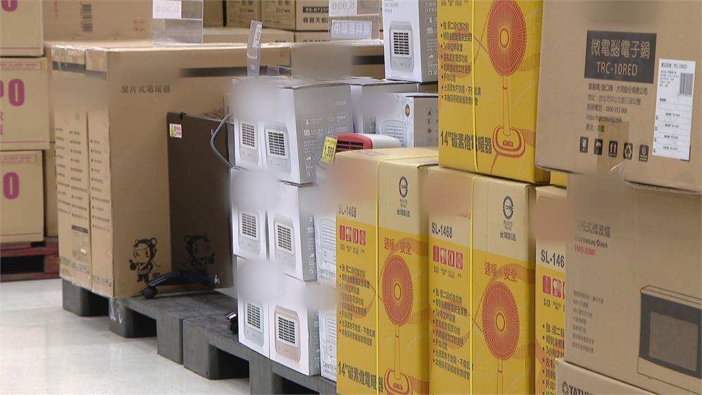 禦寒必備聖品被掃光!電暖器、暖暖包缺貨 下週陸續到貨