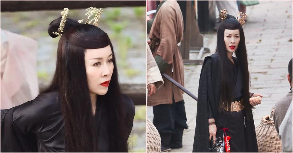 賺中國錢多難!53歲天后那英扮《慶餘年》長公主