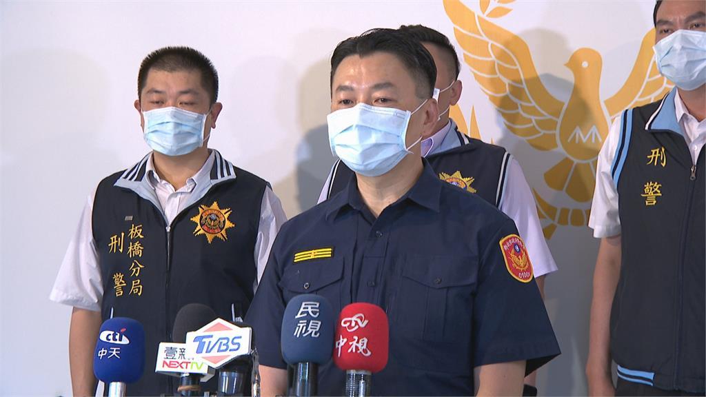 暴力討債橫行新北板橋、土城、中和 新北警掃蕩逮13人陳家欽表揚