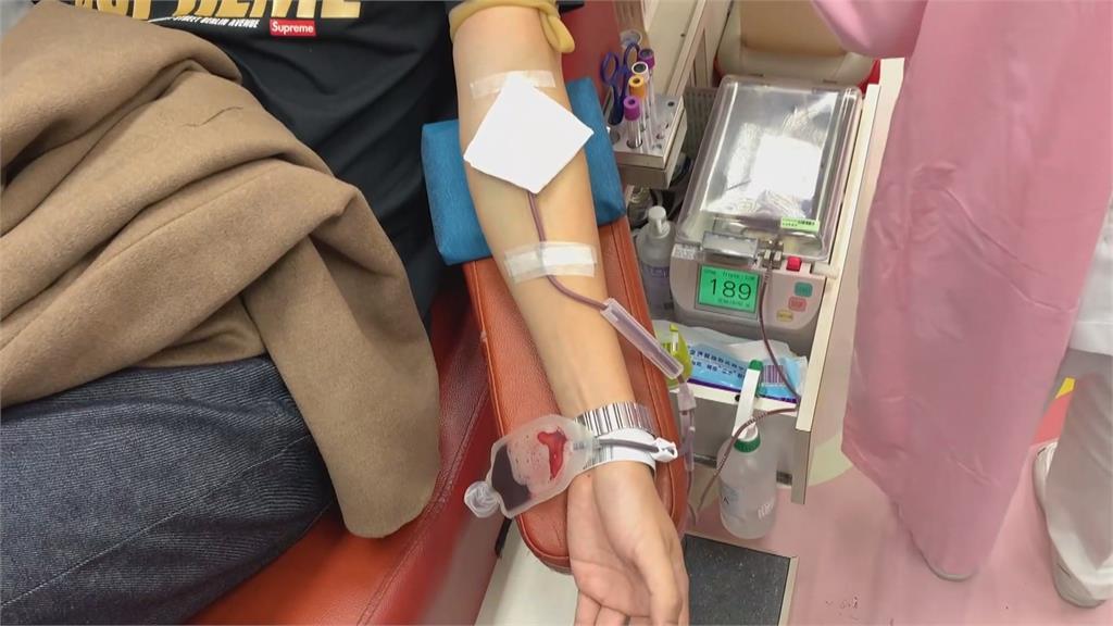 血液庫存拉警報 合作商場送禮號召挽袖