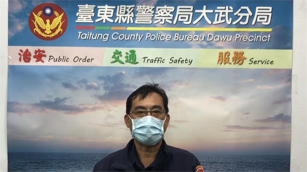 疑喝酒加疲勞駕駛 深夜傳巨響...前台東縣議員自撞海巡圍牆亡