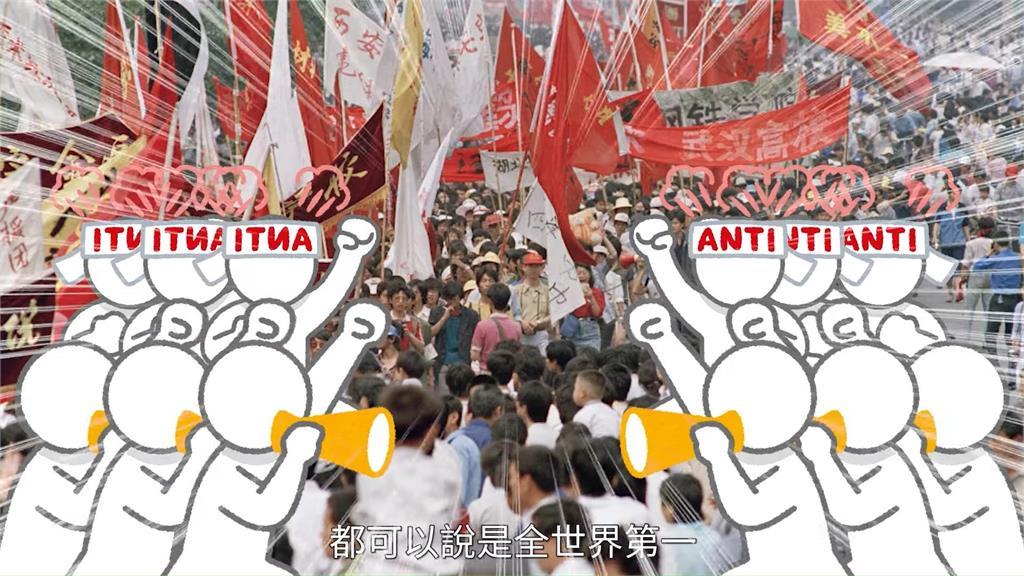 中國六四事件32周年!走在追求民主道路上 台港兩地命運大不同