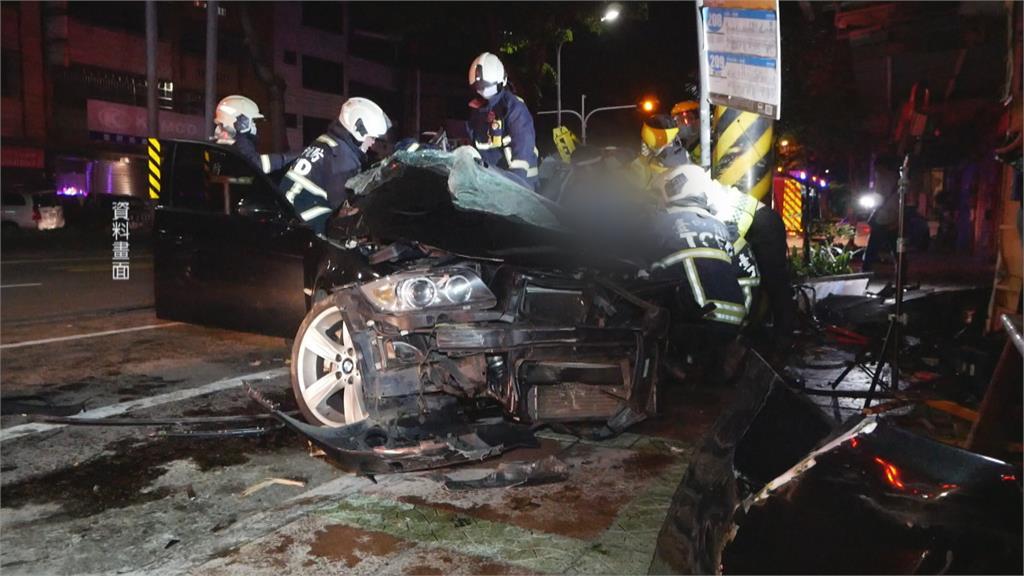 三級警戒人車減少 超速車禍更多!半個月台中車禍釀10死