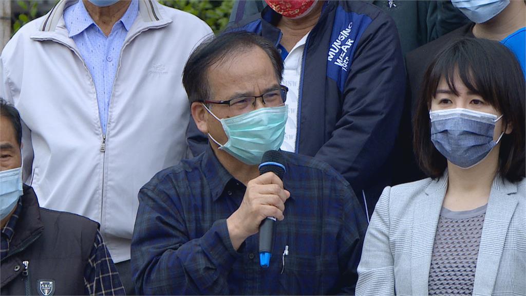 不滿水利會收歸國有 藍聲請釋憲轟民主進步變退步 前台南縣長蘇煥智聲援